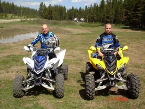 Sport Quad Photos - Yamaha Grizzly ATV Forum
