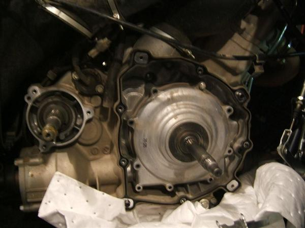 Wet Clutch springs ? - Yamaha Grizzly ATV Forum