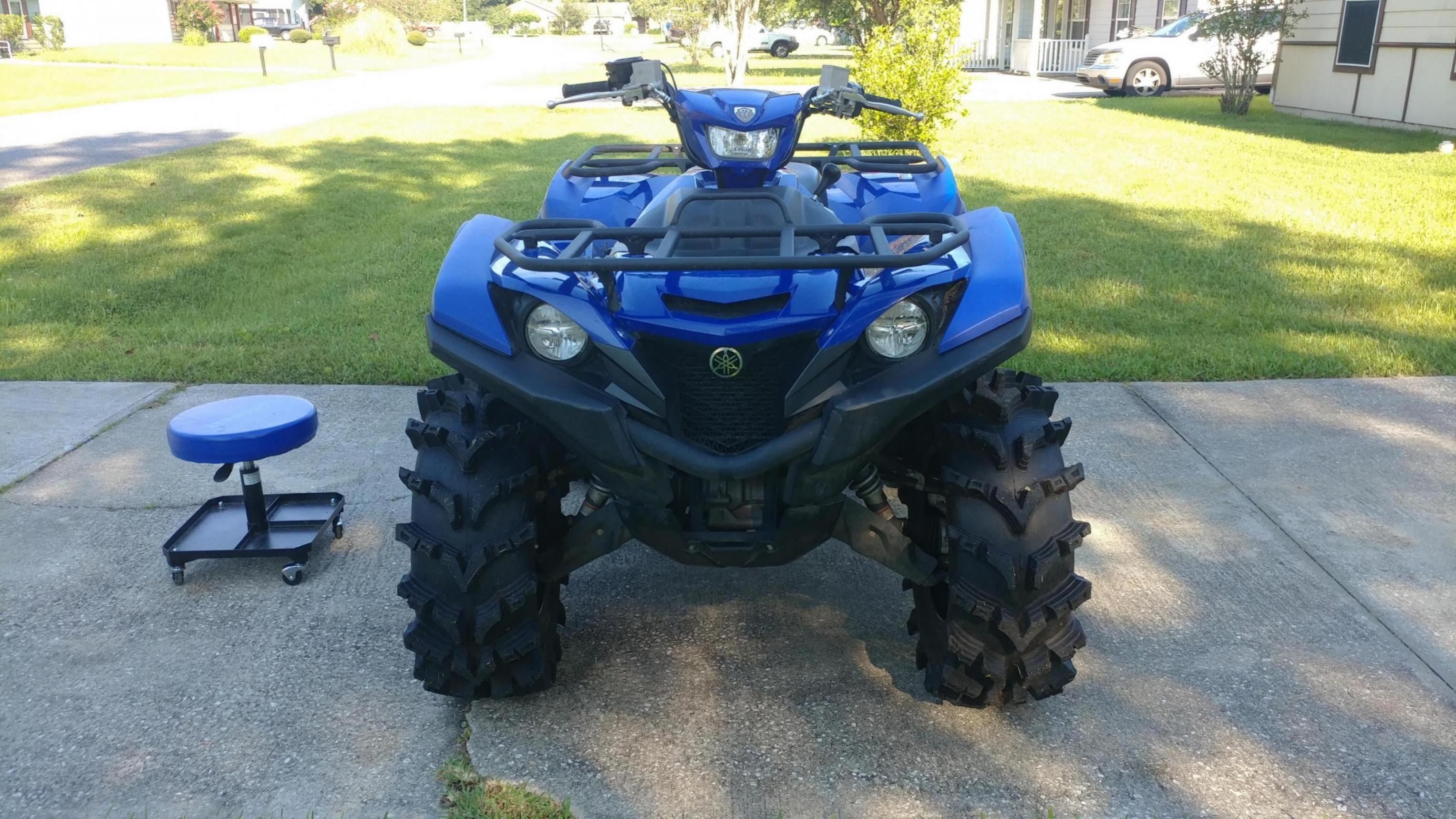 2016 to 2018 grizzly 700 eps - Yamaha Grizzly ATV Forum