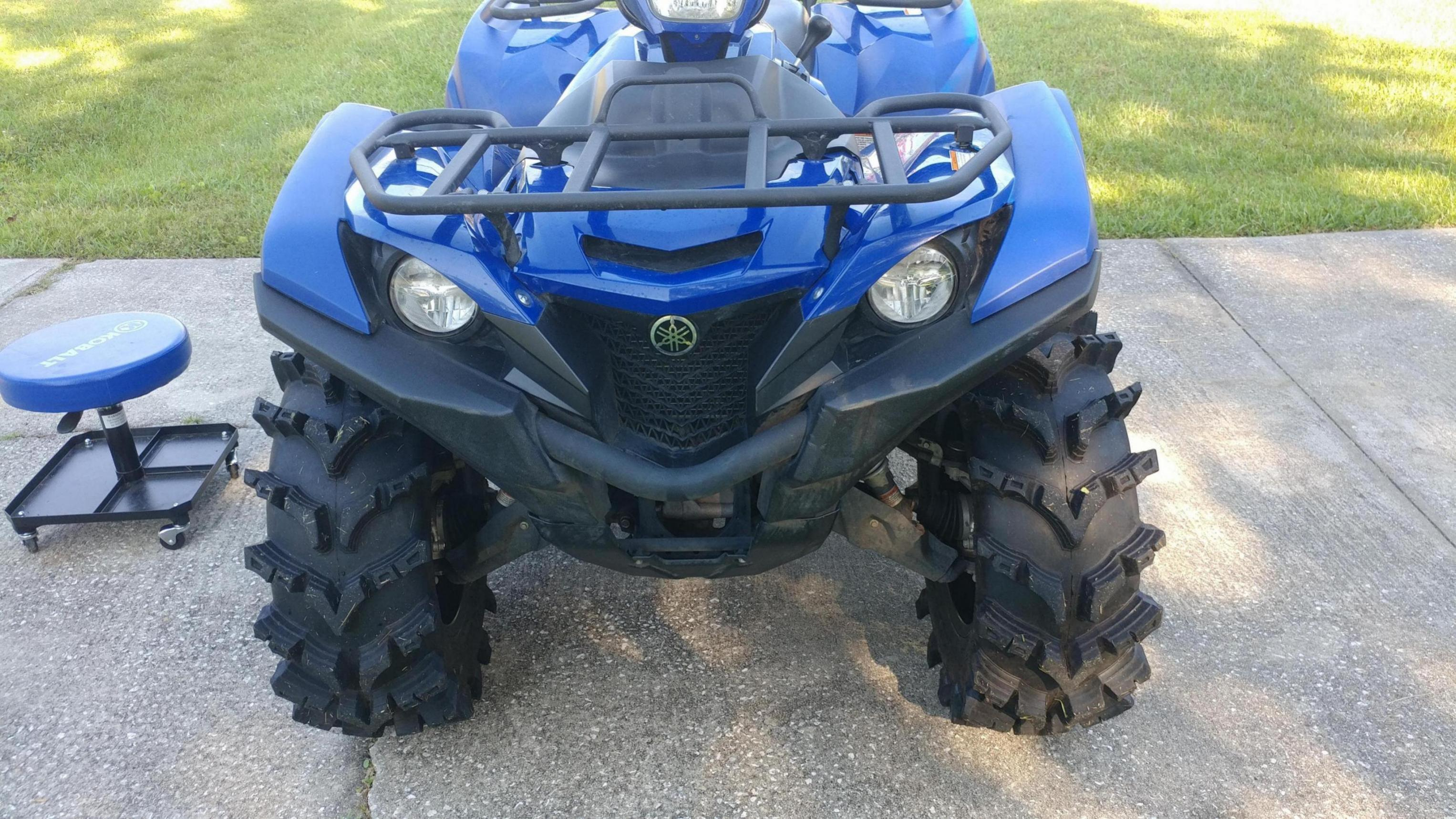 Outback Max Review - Yamaha Grizzly ATV Forum