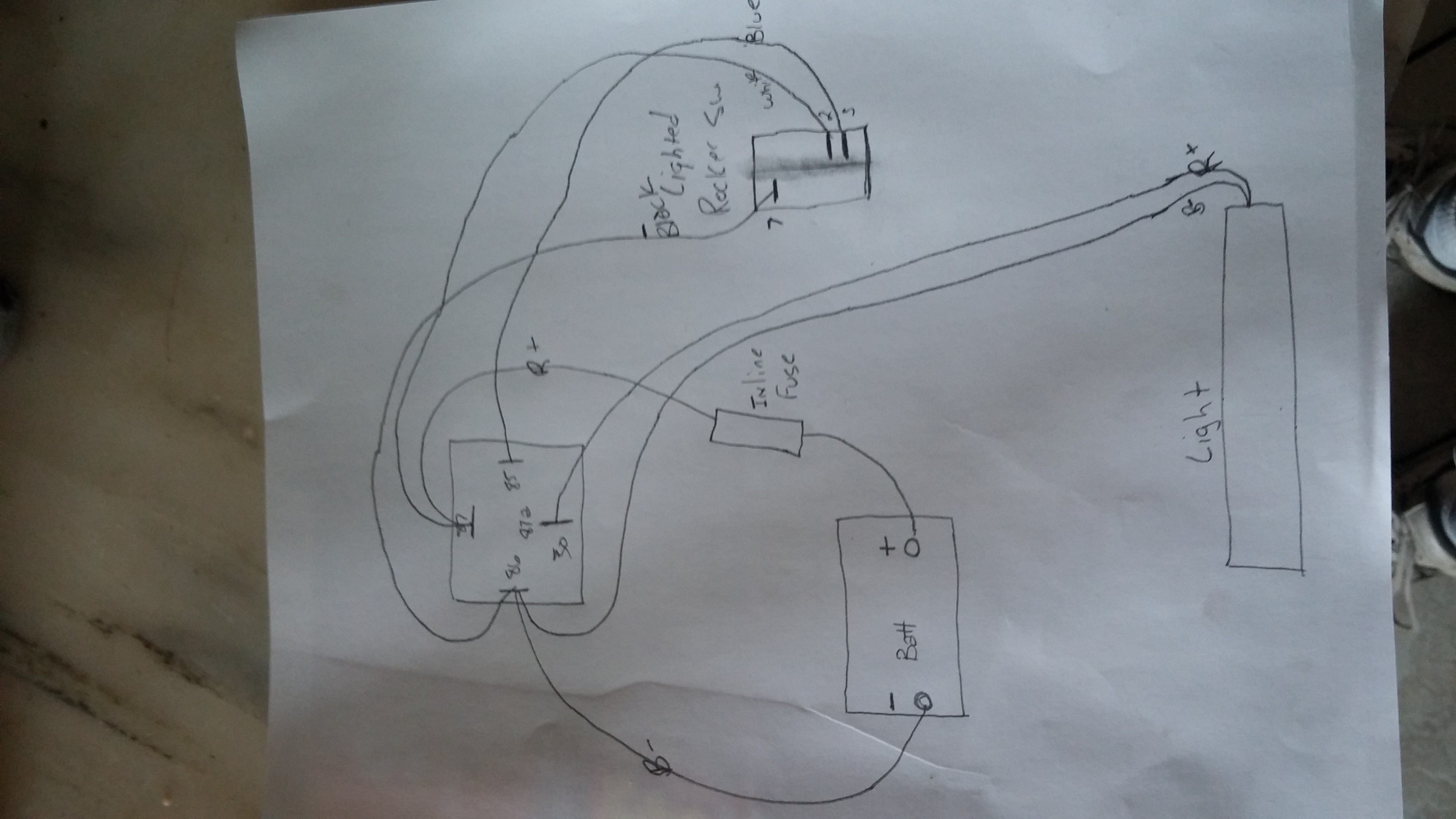 Key switch question. - Yamaha Grizzly ATV Forum