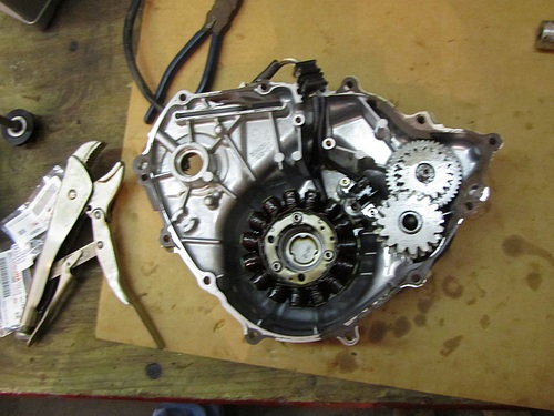 Stator replacement - Page 2 - Yamaha Grizzly ATV Forum