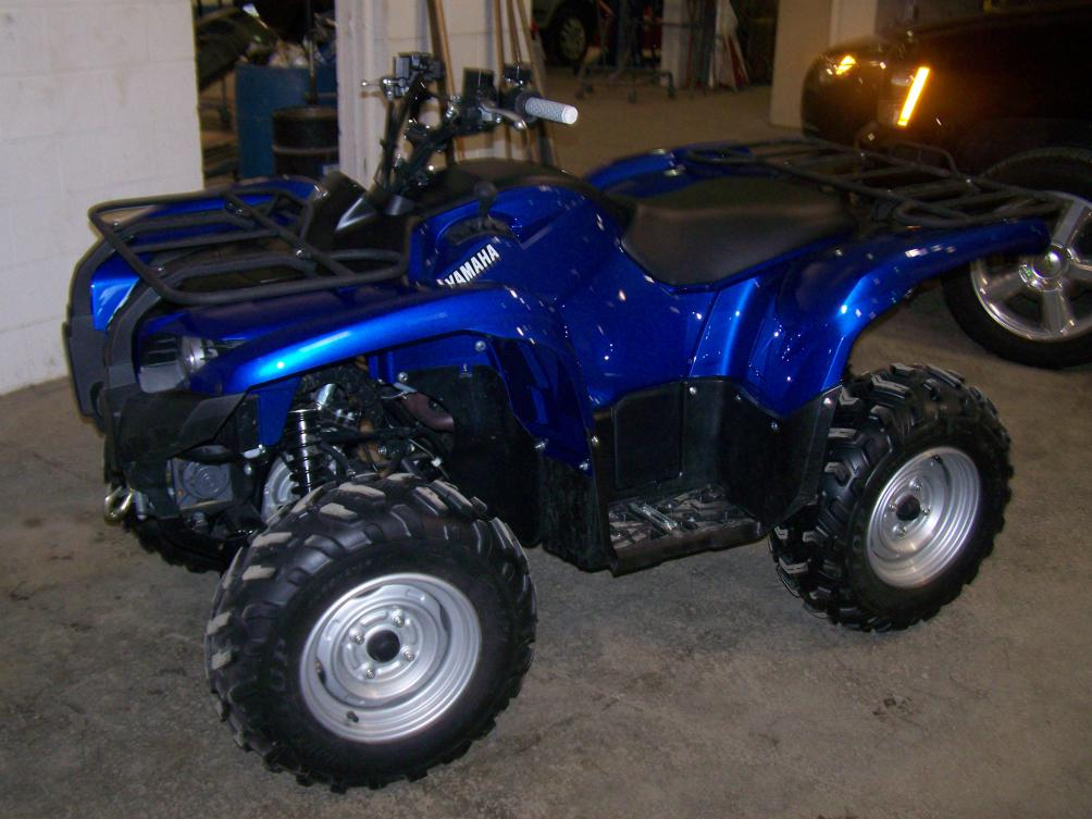 Yamaha Grizzly Forum
