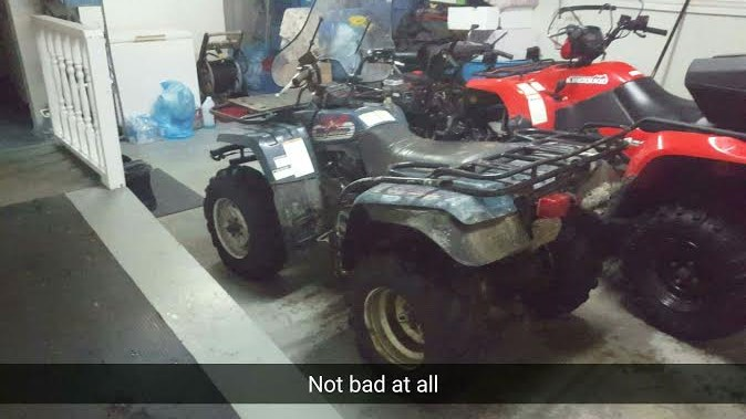 Picked up a 1996 350 Big Bear - Yamaha Grizzly ATV Forum