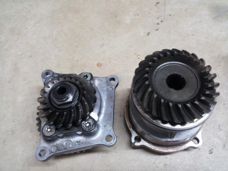 Transmission Gear Reduction for Grizzly 700 - Yamaha Grizzly ATV Forum