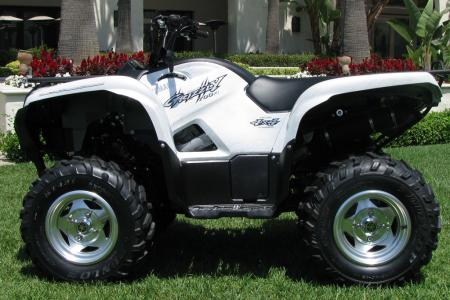 2011 Yamaha Grizzly 700 Review « ATV On Demand