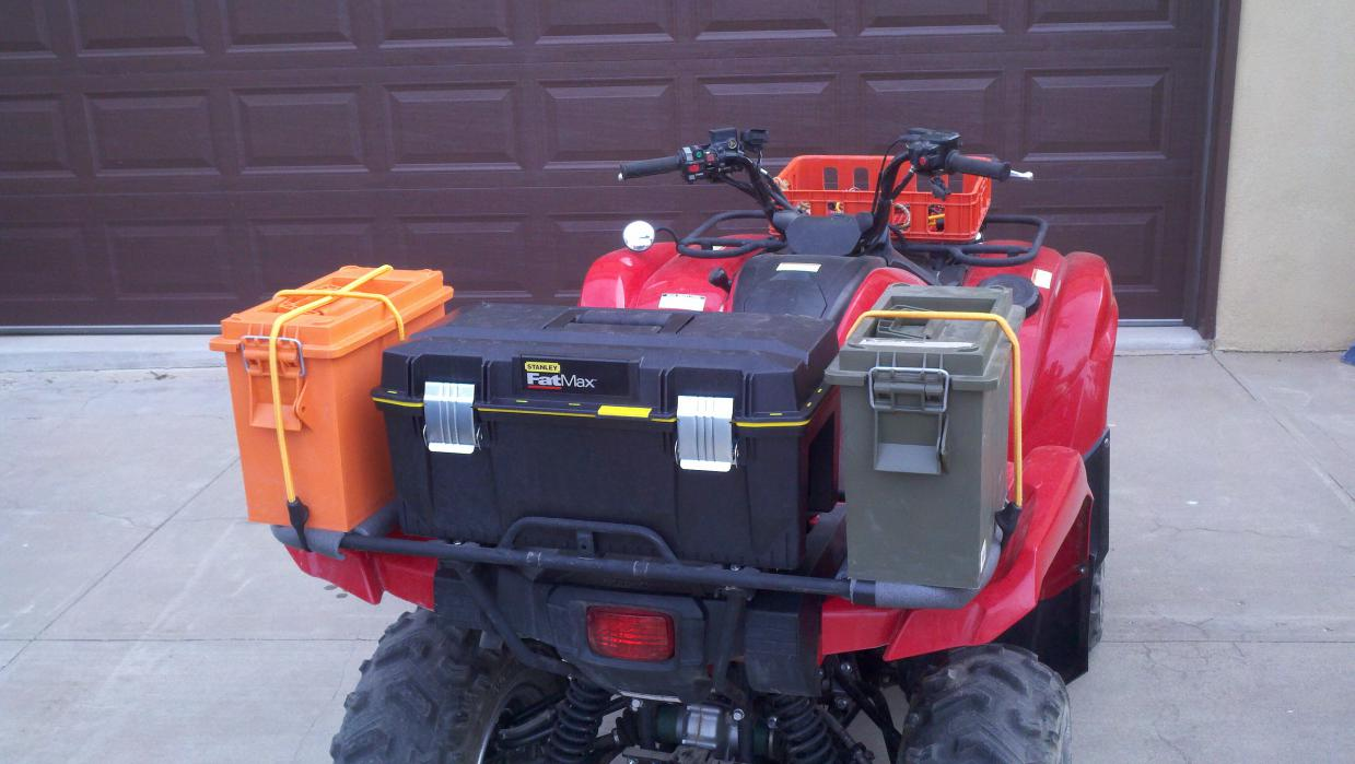 Looking For A Rack Box Page 2 Yamaha Grizzly Atv Forum