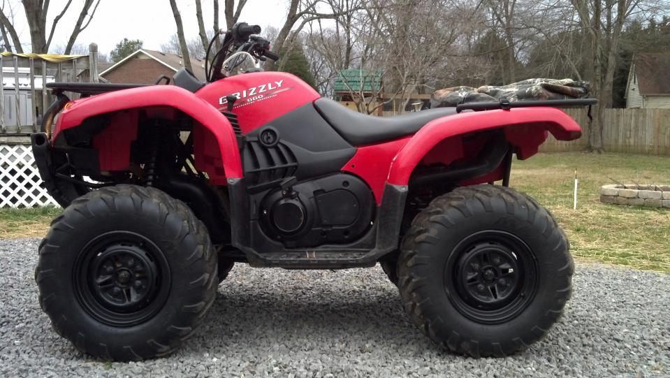 Yamaha Grizzly 660 >> looking to sale my 2005 grizzly 660 - Yamaha Grizzly ATV Forum