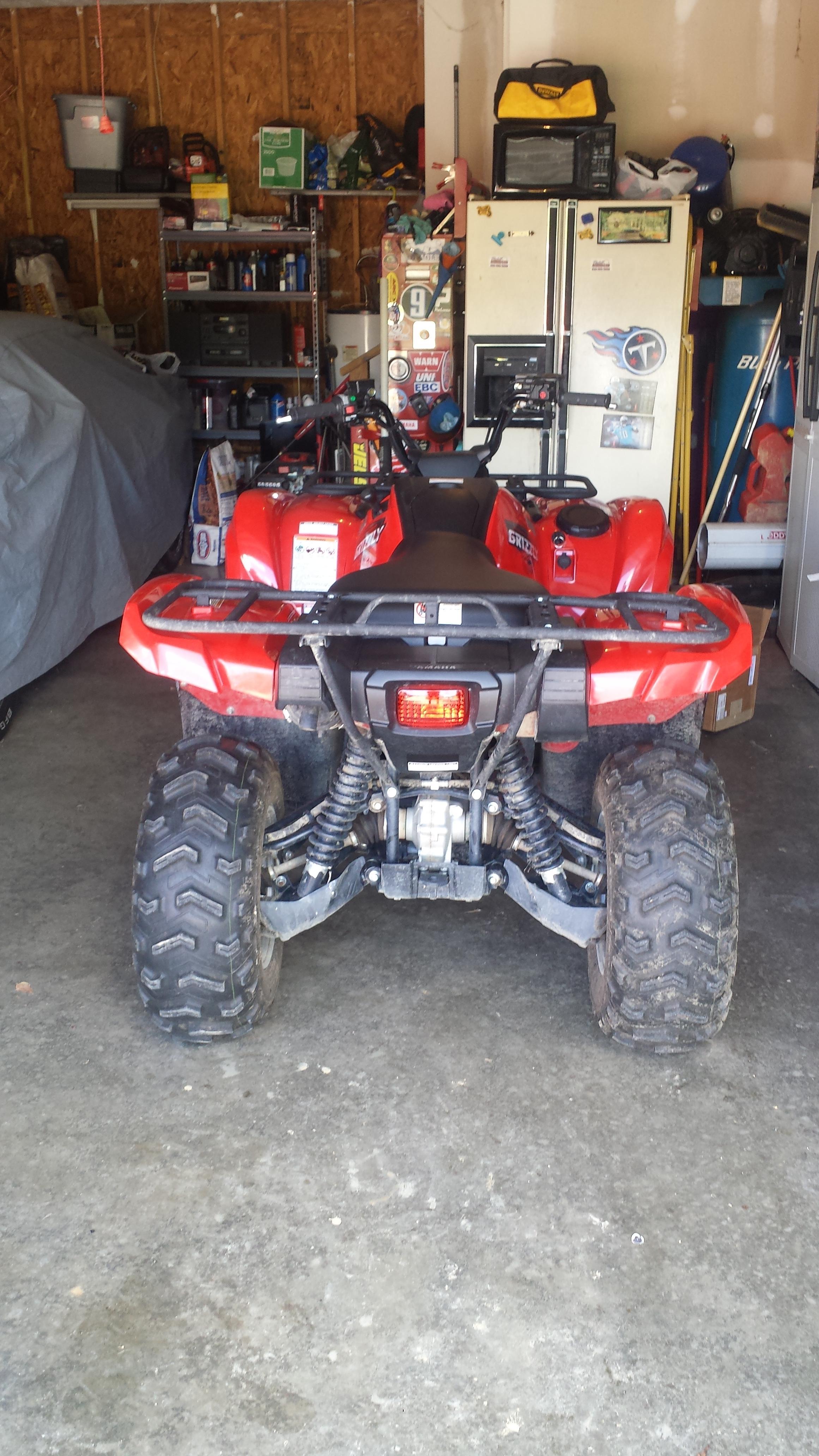 Craigslist Finds - Yamaha Grizzly ATV Forum