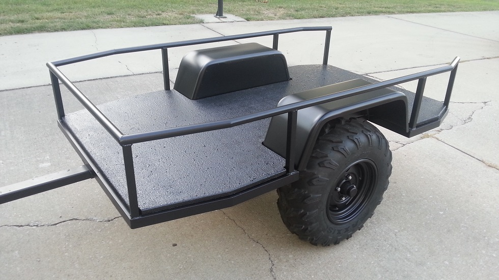 Yamaha Grizzly Hitch