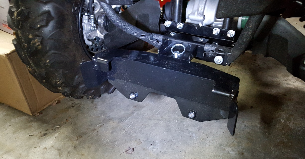 Yamaha Grizzly 700 >> Moose Plow setup for 2016 Grizzlys - Yamaha Grizzly ATV Forum