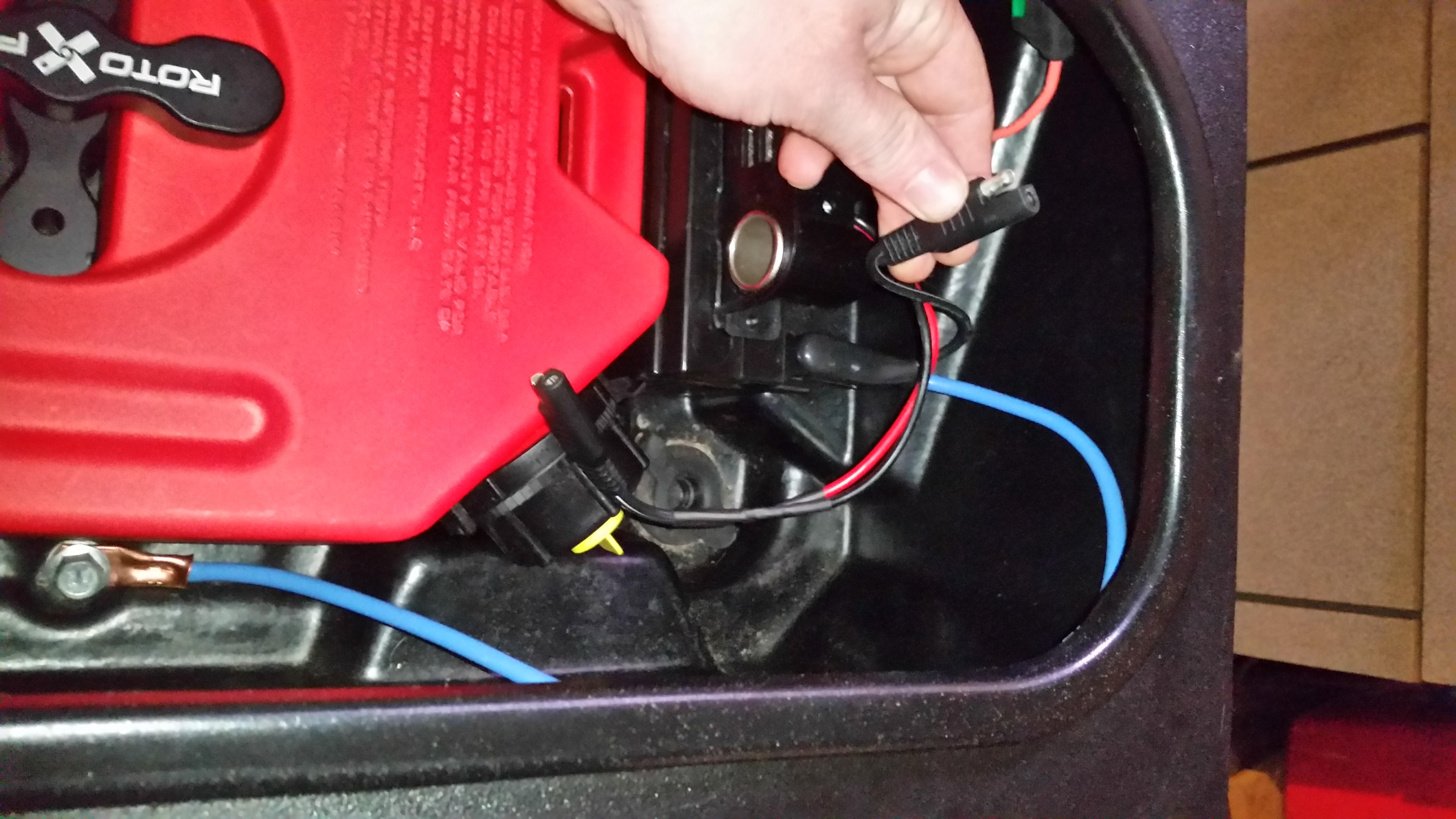 Dual battery setup on grizz yamaha grizzly atv forum dual battery setup on grizz 20160205174045g sciox Choice Image