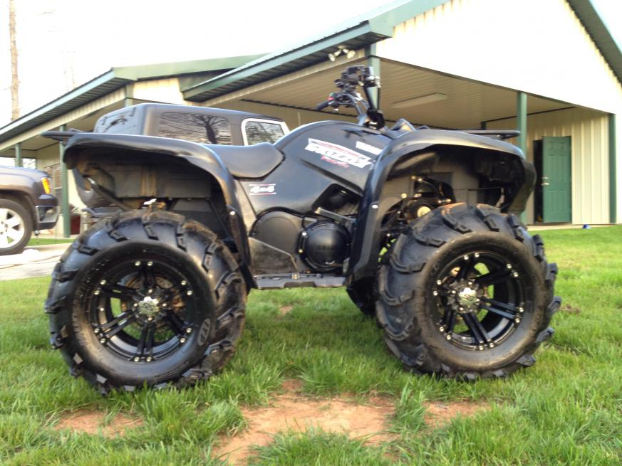 2009 Grizz 700 Eps For Sale Yamaha Grizzly Atv Forum