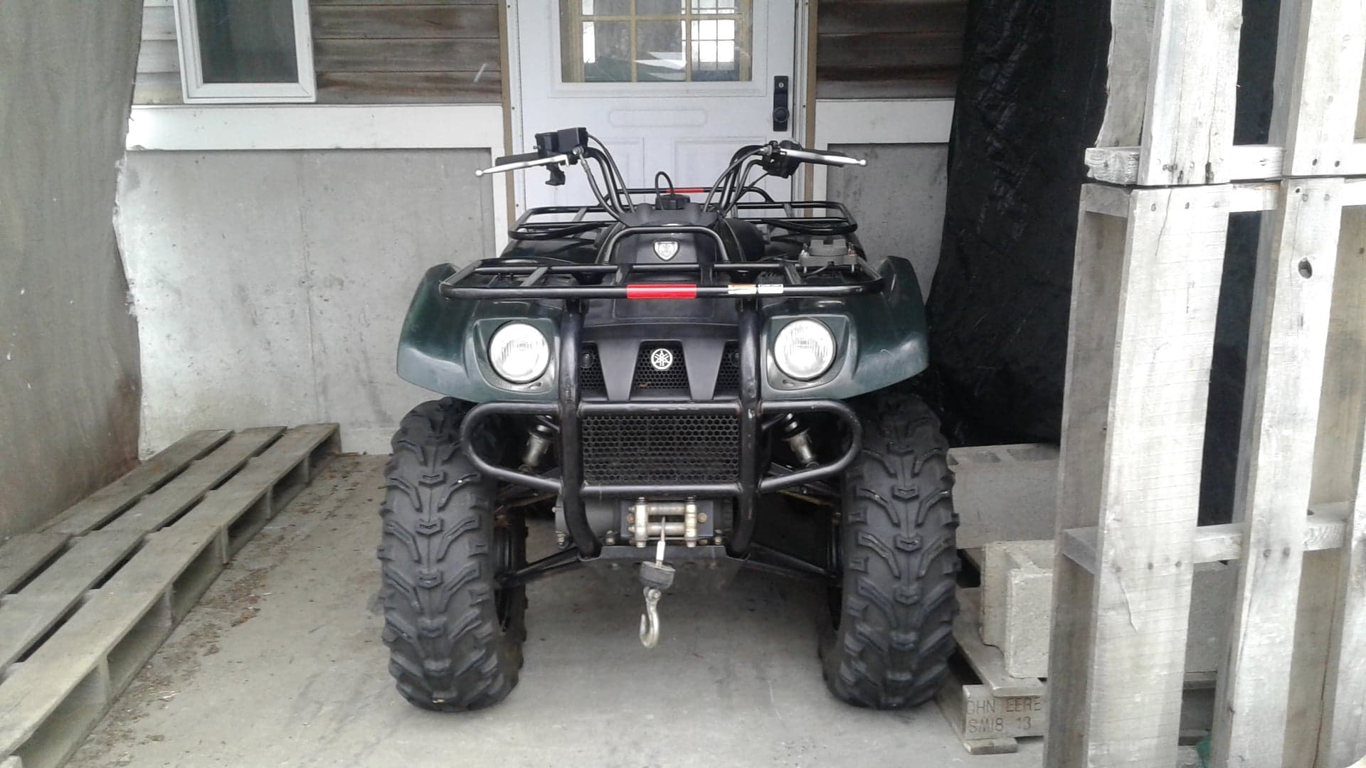 Help   2000 Yamaha Kodiak 400 2wd  Anyone Know How To Get A Little More Hp Out Of My