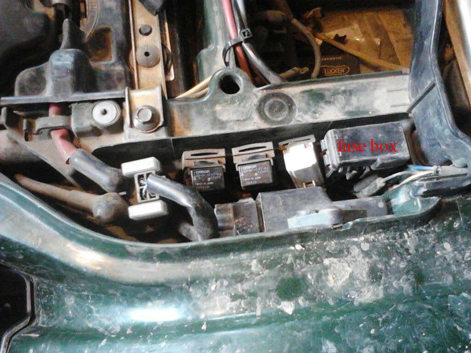 04 660 grizzly display not working - Yamaha Grizzly ATV Forum