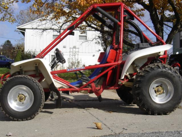 Kids Dune Buggy >> *HONDA FL350R ODYSSEY DUNE BUGGY* TRADE FOR GRIZZLY ...