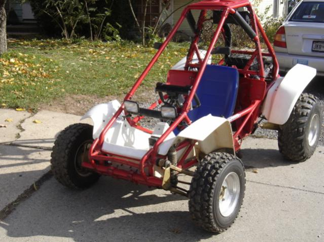 Honda Fl350r Odyssey Dune Buggy Trade For Grizzly