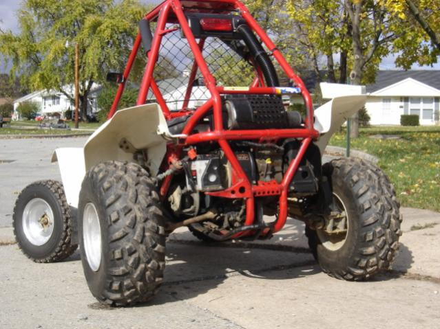 *HONDA FL350R ODYSSEY DUNE BUGGY* TRADE FOR GRIZZLY ...
