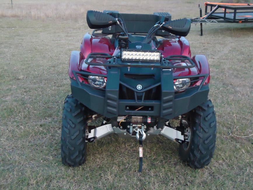 Front brush guard for 2008 grizzly 700 yamaha grizzly atv forum click image for larger version name 1g views 14192 size 962 sciox Choice Image