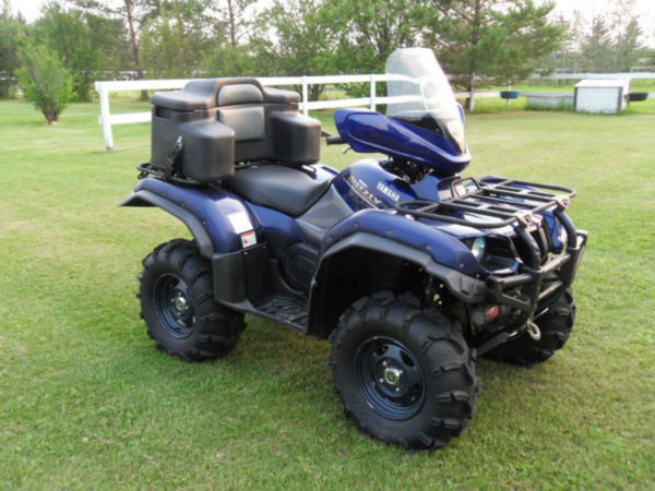Wanted flares yamaha grizzly atv forum for Yamaha grizzly 80