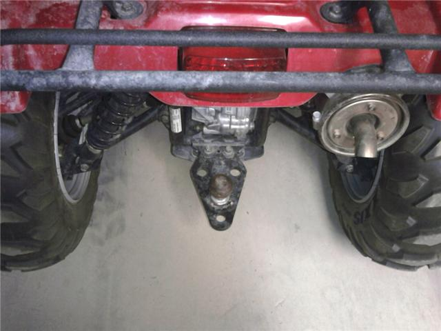 custom trailer hitch - Yamaha Grizzly ATV Forum