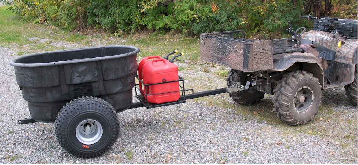 Plans For Download Atv Meat Wagon Plans