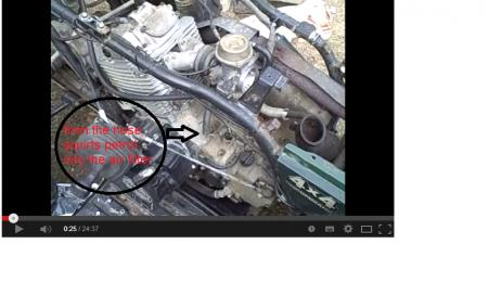 Yamaha Grizzly  Starter Problems