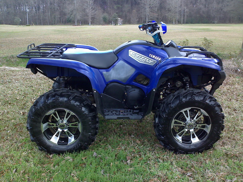 Vote For The March Grizzly Of The Month Yamaha Grizzly