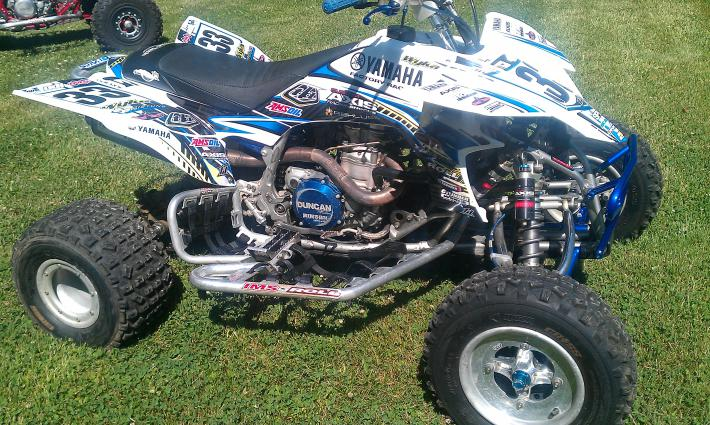 2 Pro level YFZ450's to trade!!! - Yamaha Grizzly ATV Forum