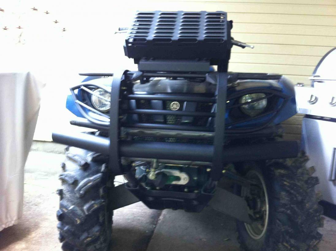 Grizzly 660 canadian bumper yamaha grizzly atv forum click image for larger version name bumper2g views 5150 size 869 sciox Choice Image