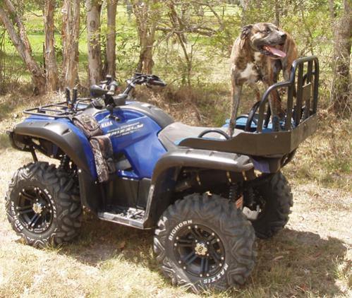 Atv Yamaha Grizzly
