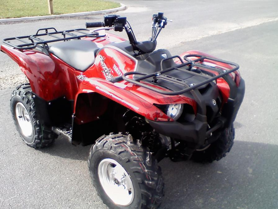 2009 Yamaha Grizzly 700 for Sale