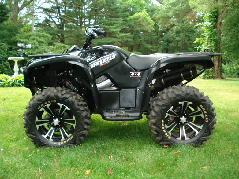 2009 Grizzly 550 EPS - Yamaha Grizzly ATV Forum