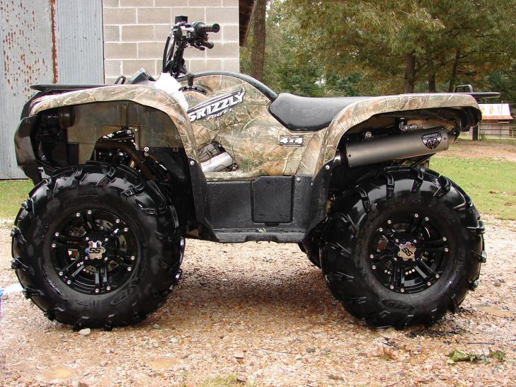 Best Mud Tires For Yamaha Grizzly
