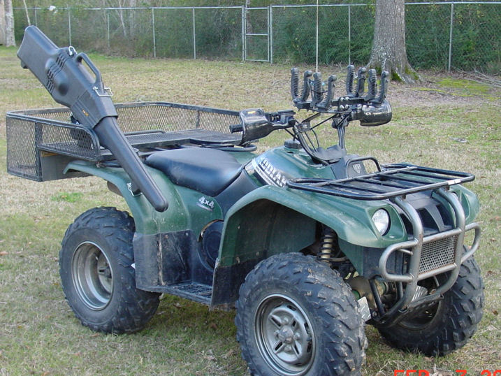 Picture Of A Yamaha Rhino