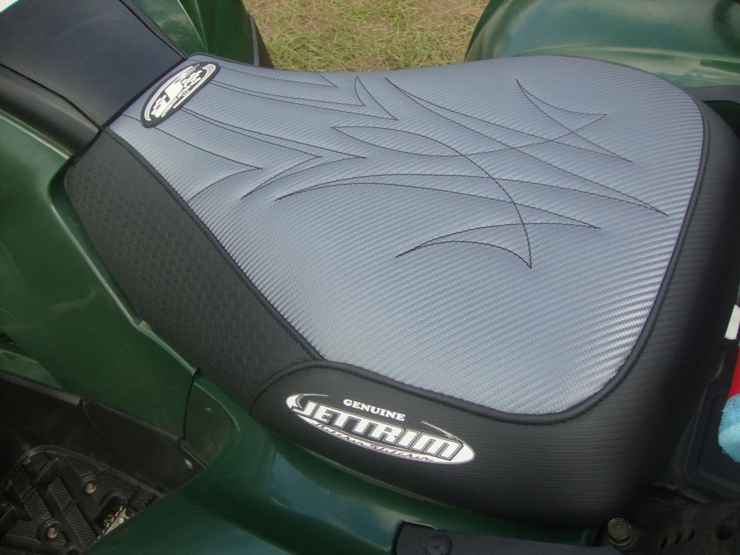 Sportsman Seat Covers >> JETTRIM seat cover on grizzly 700 - Yamaha Grizzly ATV Forum