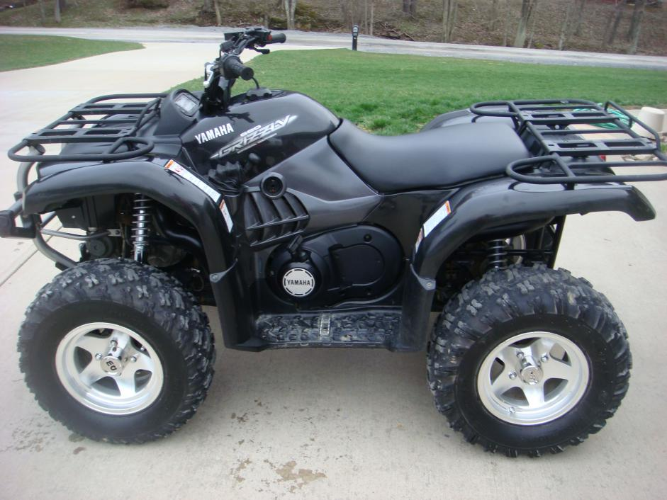 Yamaha Grizzly 660 >> 2005 Yamaha Grizzly 660 Special Edition Yamaha Grizzly Atv Forum