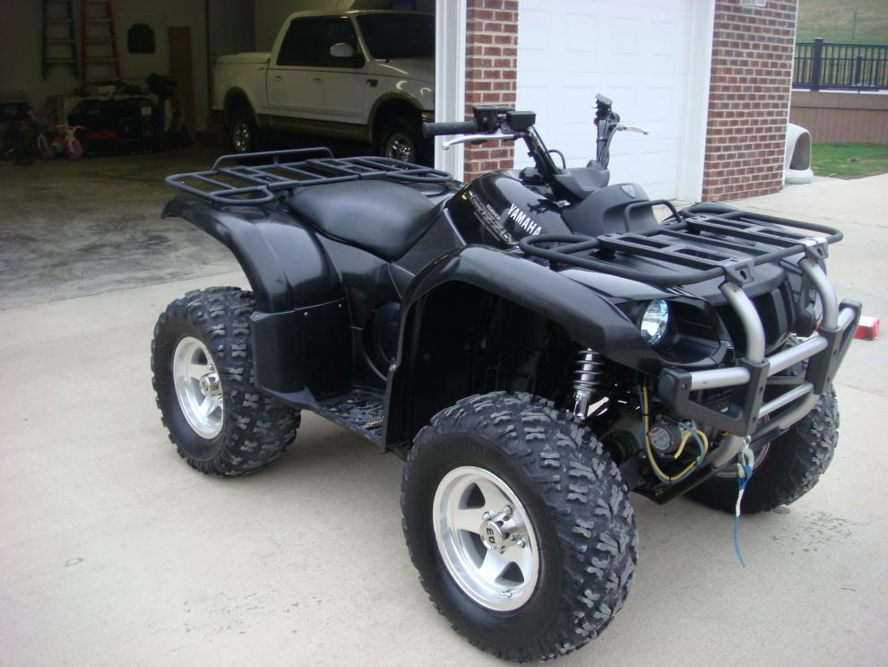 2005 Yamaha Grizzly 660 Special Edition Yamaha Grizzly