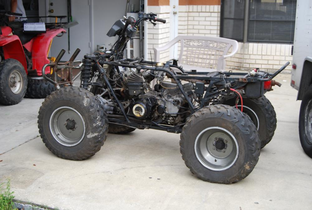 Yamaha Grizzly Problems When New