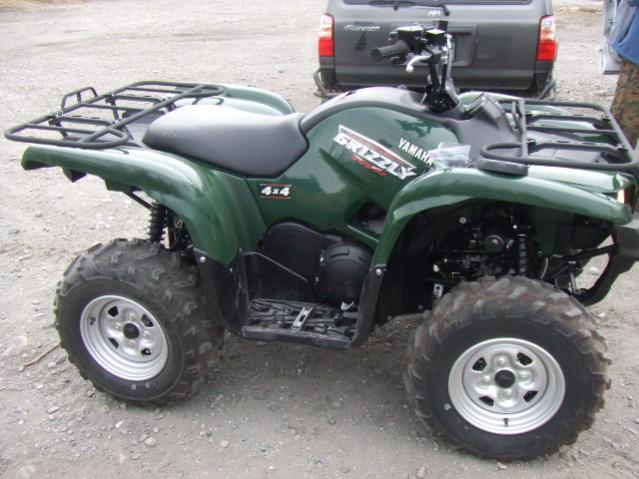grizzly 550 or grizzly 660 page 2 yamaha grizzly atv. Black Bedroom Furniture Sets. Home Design Ideas