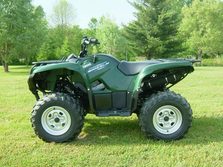 2012 Yamaha Grizzly 700