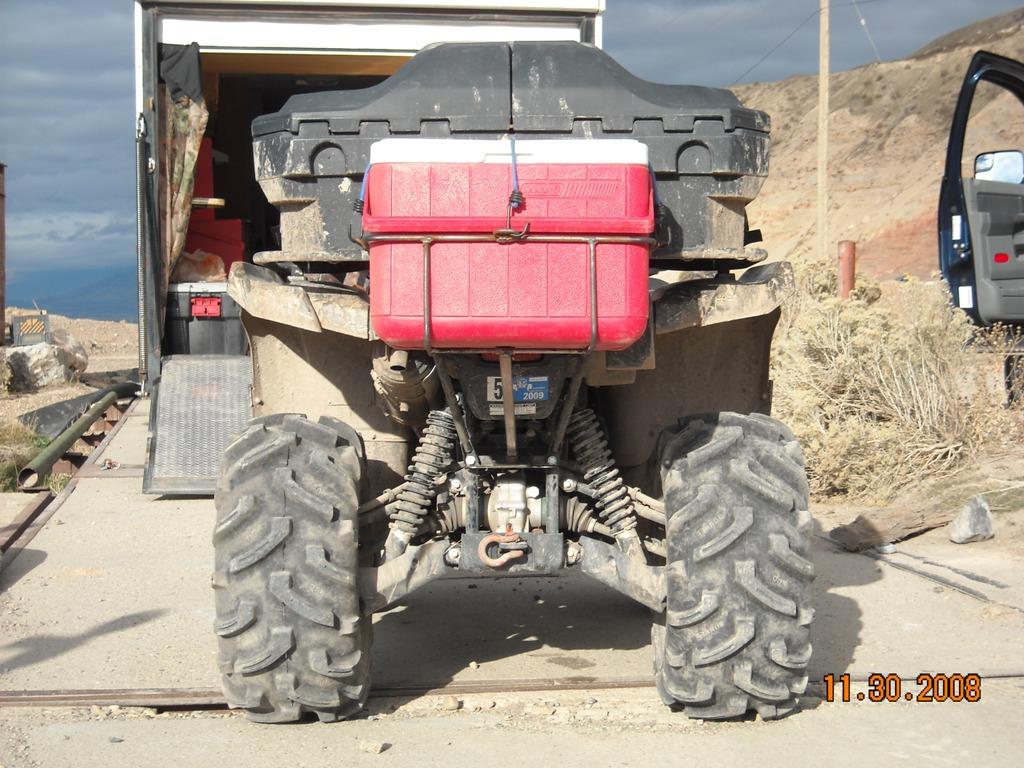 gear sport tool big parts com profile atv rack