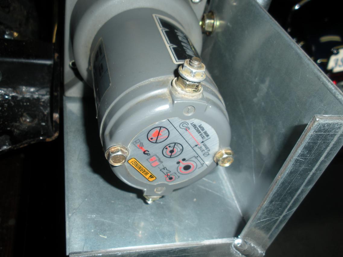 Warn Xt25 Winch Wiring Diagram Detailed Schematics Help Yamaha Grizzly Atv Forum 8000