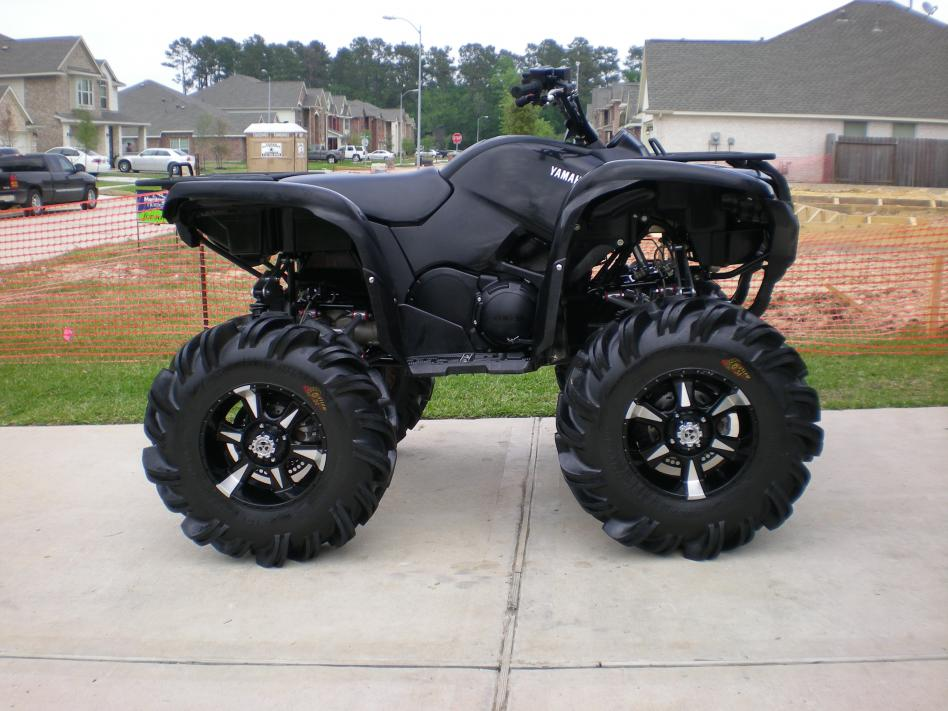 Four Wheeler With Rims: Official Wheel / Tire Thread