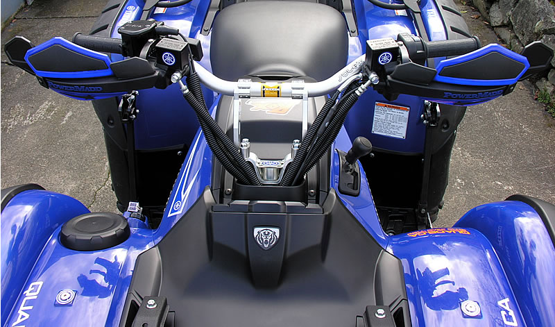 My New Handlebar Setup Yamaha Grizzly Atv Forum HD Wallpapers Download free images and photos [musssic.tk]