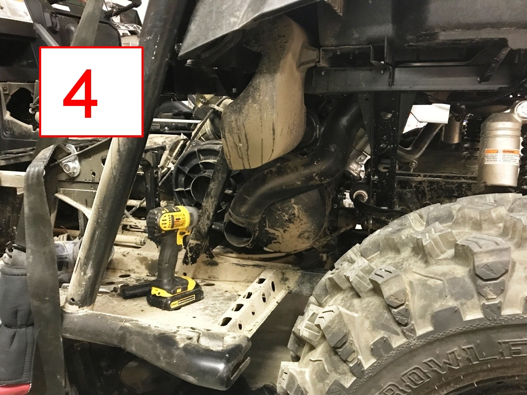 Here Is How To Access The Wolverine R Spec Cvt Yamaha