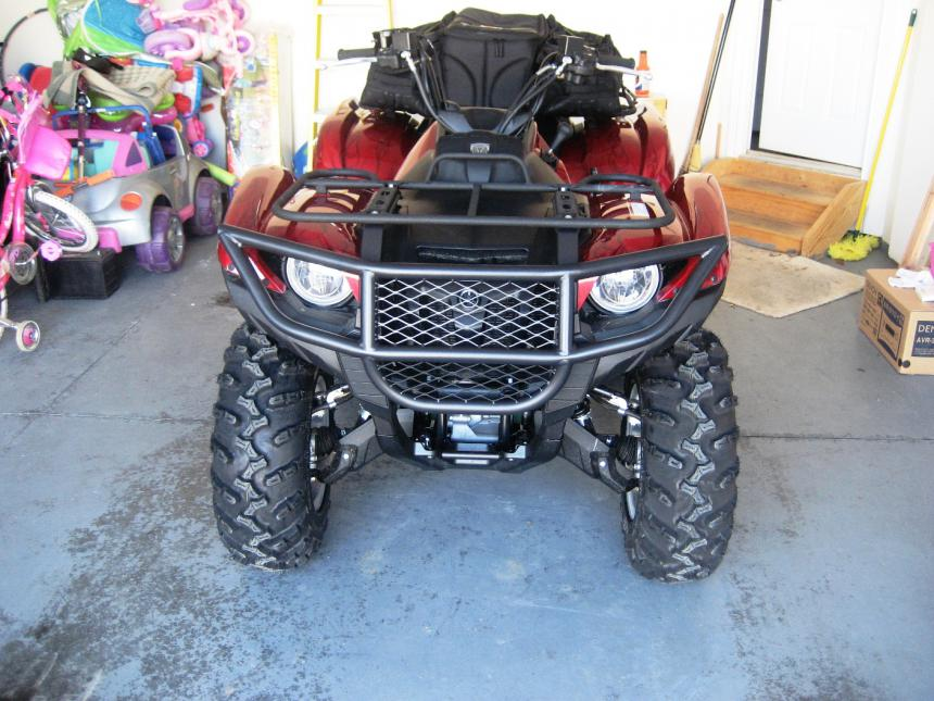 Grizzly 700550 bumper yamaha grizzly atv forum click image for larger version name gc 9g views 8254 size sciox Choice Image