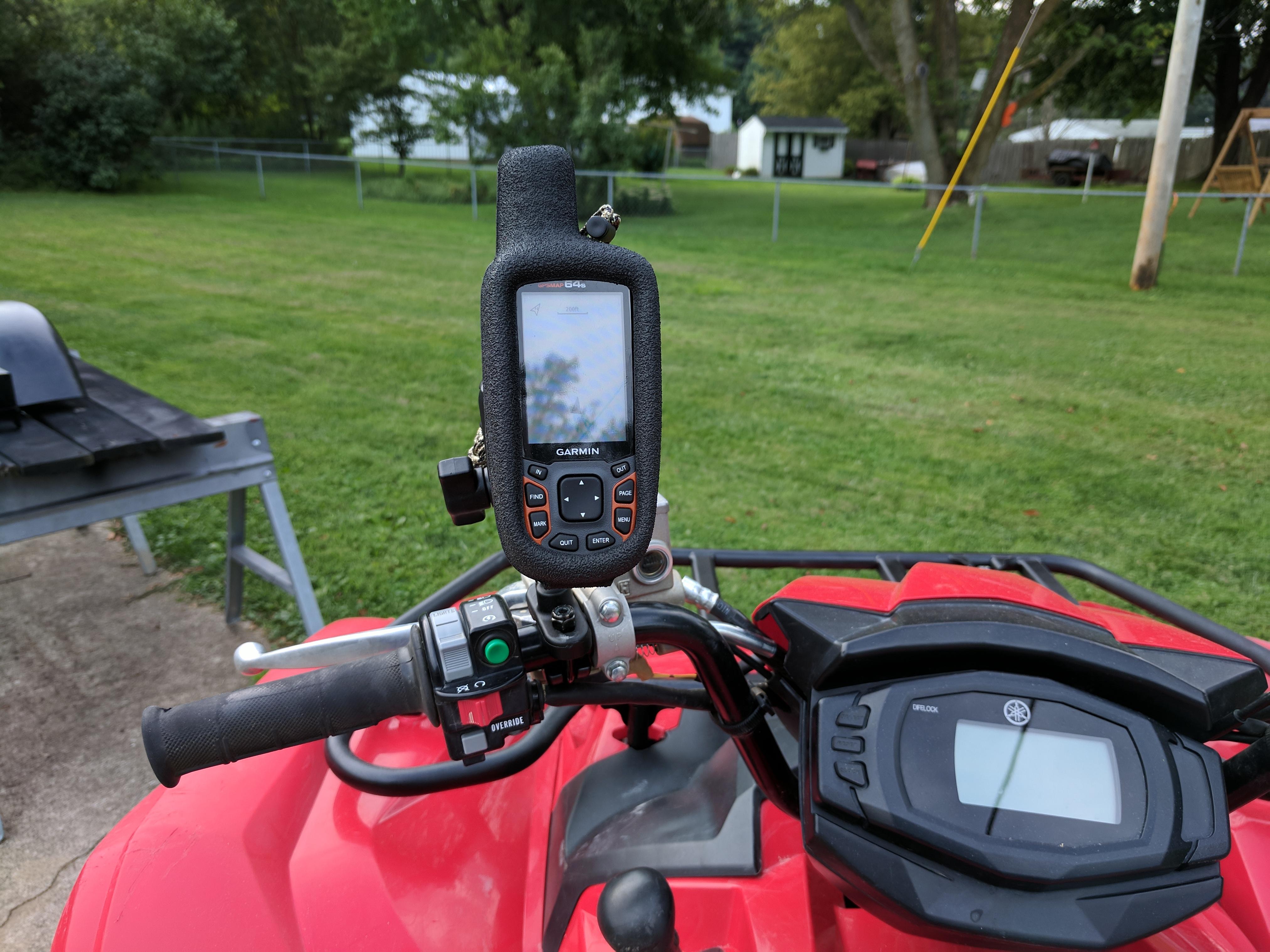 GPS - Yamaha Grizzly ATV Forum