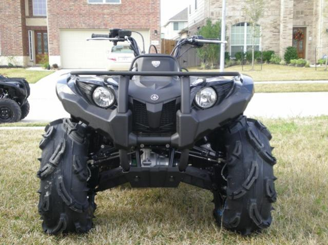 Wheel Spacers Yamaha Grizzly Atv Forum