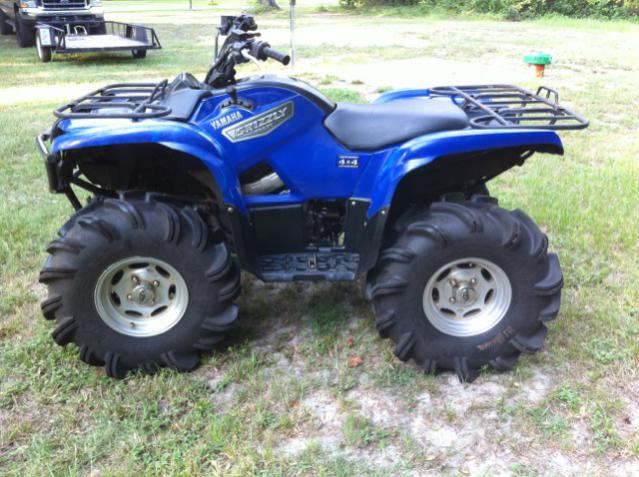2007 yamaha grizzly 700 $5000 - Yamaha Grizzly ATV Forum